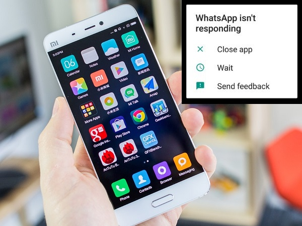 cara mengatasi aplikasi tidak menanggapi di android