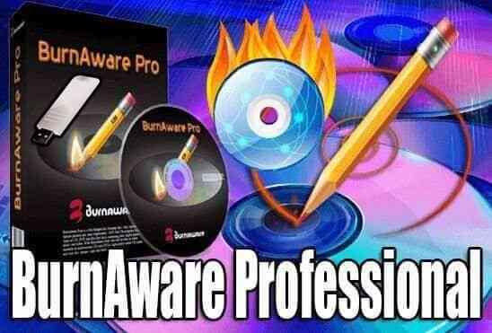 تحميل برنامج BurnAware Professional 14.0 Portable نسخة محمولة مفعلة اخر اصدار