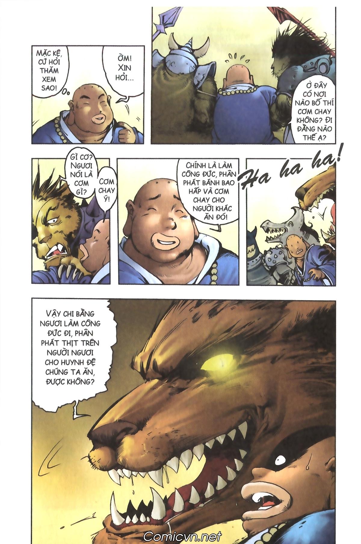 Tây Du Ký màu - Chapter 117 - Pic 13
