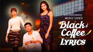 Black Coffee lyrics Nurnobi   ব্ল্যাক কফি লিরিক্স নূরনবী
