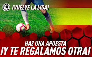 sportium Promo jornada 1 La Liga 16-18 agosto 2019