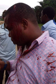 police attacks driver gun akwa ibom