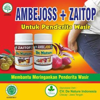 Herbal De Nature Obat Wasir