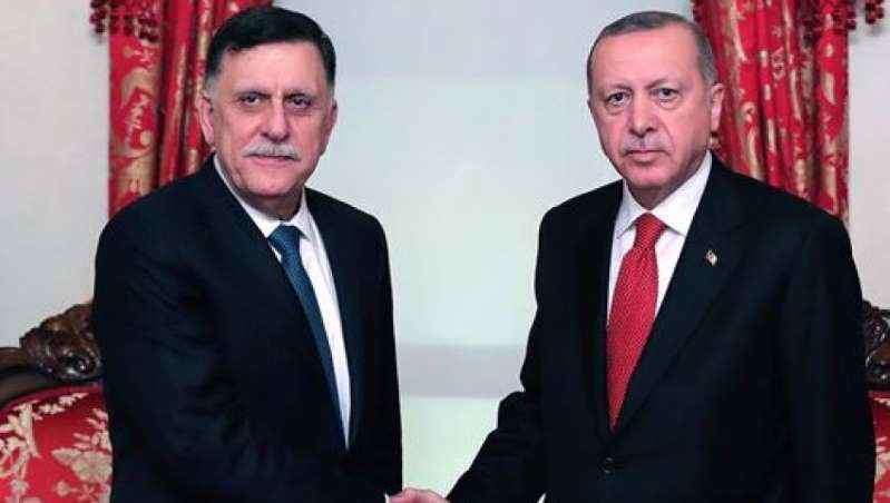 Η Τουρκία θα στέλνει στρατό στη Λιβύη για άλλους 18 μήνες