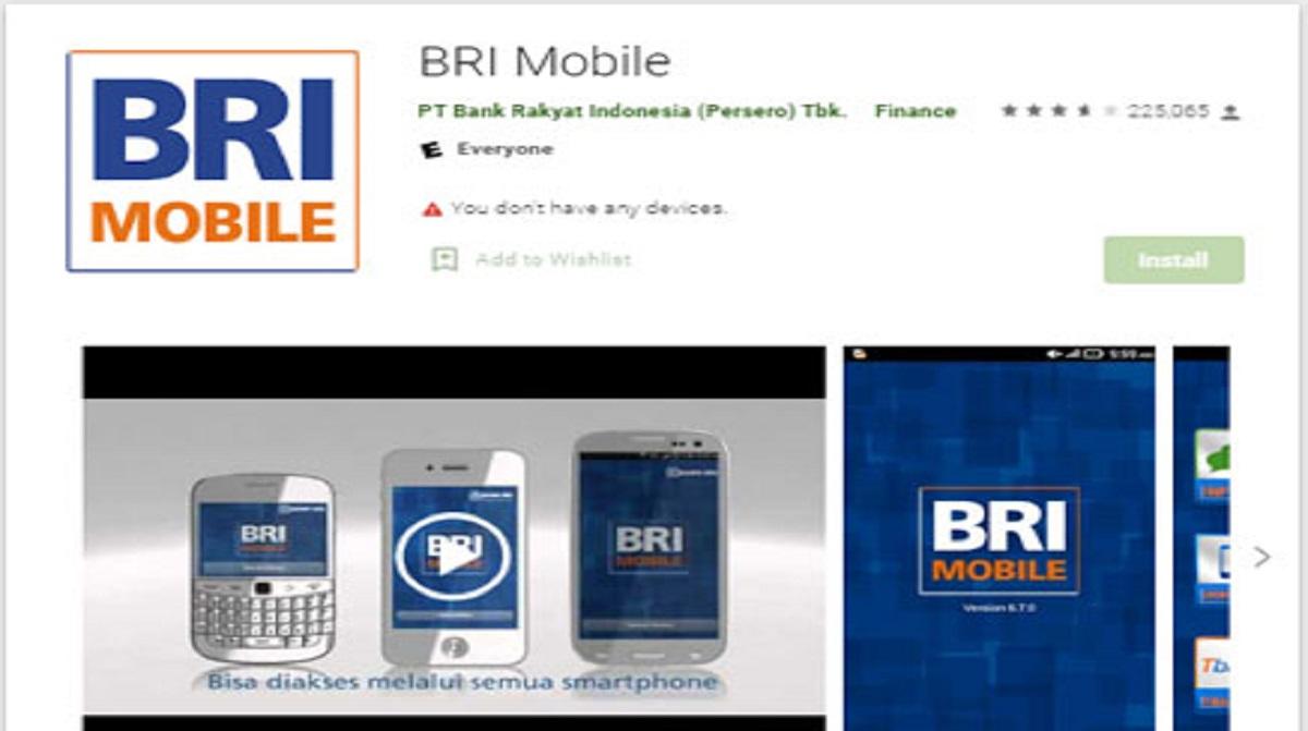Cara Mengatasi Kartu ATM BRI Disable Lewat BRI Mobile
