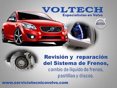 Sistema de Frenos Volvo