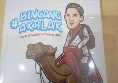 Review Buku Bincang Akhlak Karya Bang Jek Twitter