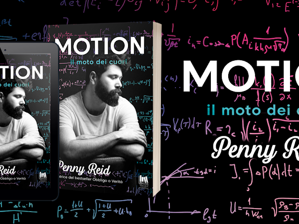 *Review Tour* Motion. Il moto dei cuori di Penny Reid [Always Publishing]