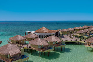 Honeymoon Destinations with Overwater Bungalows mexico