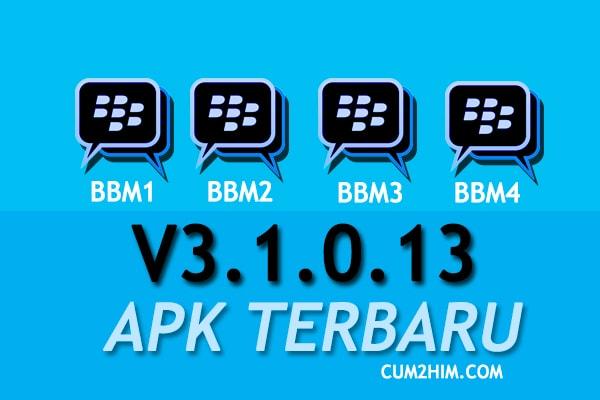 Download Dual bbm1 bbm2 bbm3 bbm4 v3.1.0.13  Apk Terbaru