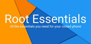 تطبيق Root Essentials يجب أن يكون مثبت على كل هاتف أندرويد يملك صلاحيات الرووت
