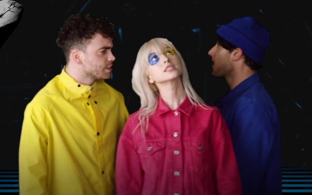 paramore 2017 album cover - photo #6