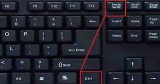 Screenshoot di PC/Laptop