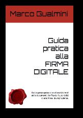 Copertina del libro Guida pratica alla firma digitale