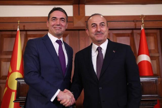 Πως η Τουρκία «αγκαλιάζει» τα Σκόπια
