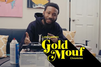 """DREAMVILLE'S LUTE RELEASES SECOND EPISODE OF """"GOLD MOUF CHRONICLES"""""""