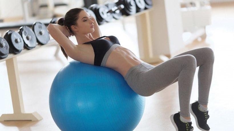 Фитнес – занятие для активных и целеустремленных леди!