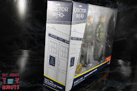 Doctor Who UNIT 1971 - The Claws of Axos Set Box 03