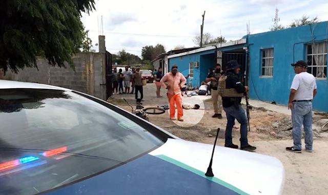 """CABEZA NO SACA la CABEZA"""": MASACRE de CIVILES en REYNOSA APUNTA a la """"DROGA-89 y el TIGRE"""" ESBIRROS del CONTADOR del CDG-MATAMOROS."""