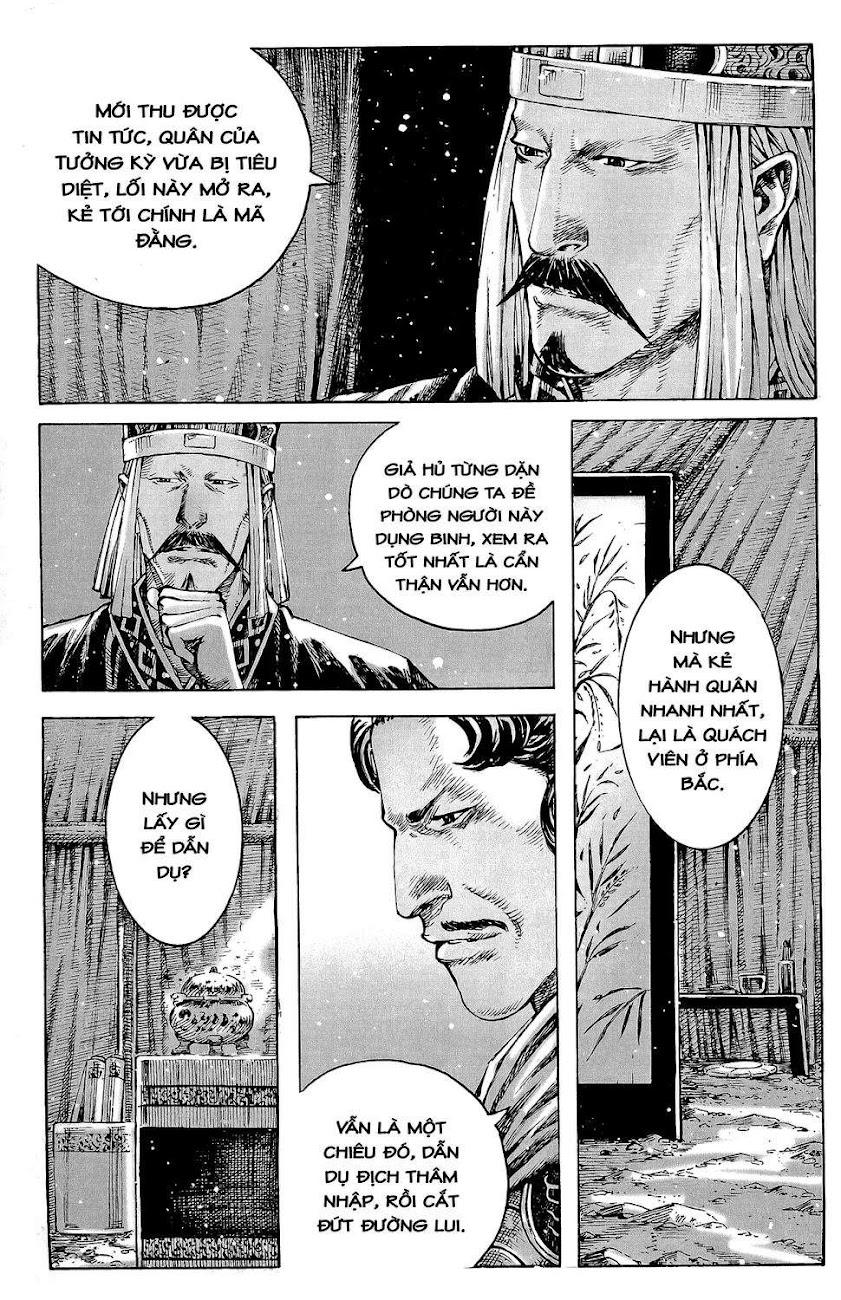 Hỏa phụng liêu nguyên Chương 358: Đuổi hổ diệt sói [Remake] trang 9