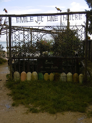 Emile et une huître, Lherbe, malooka