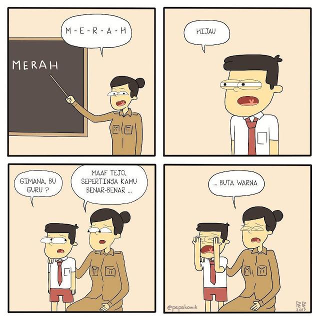 10 Meme Komik 'Guru Ngetes Murid' Ini Kocaknya Bikin Mikir