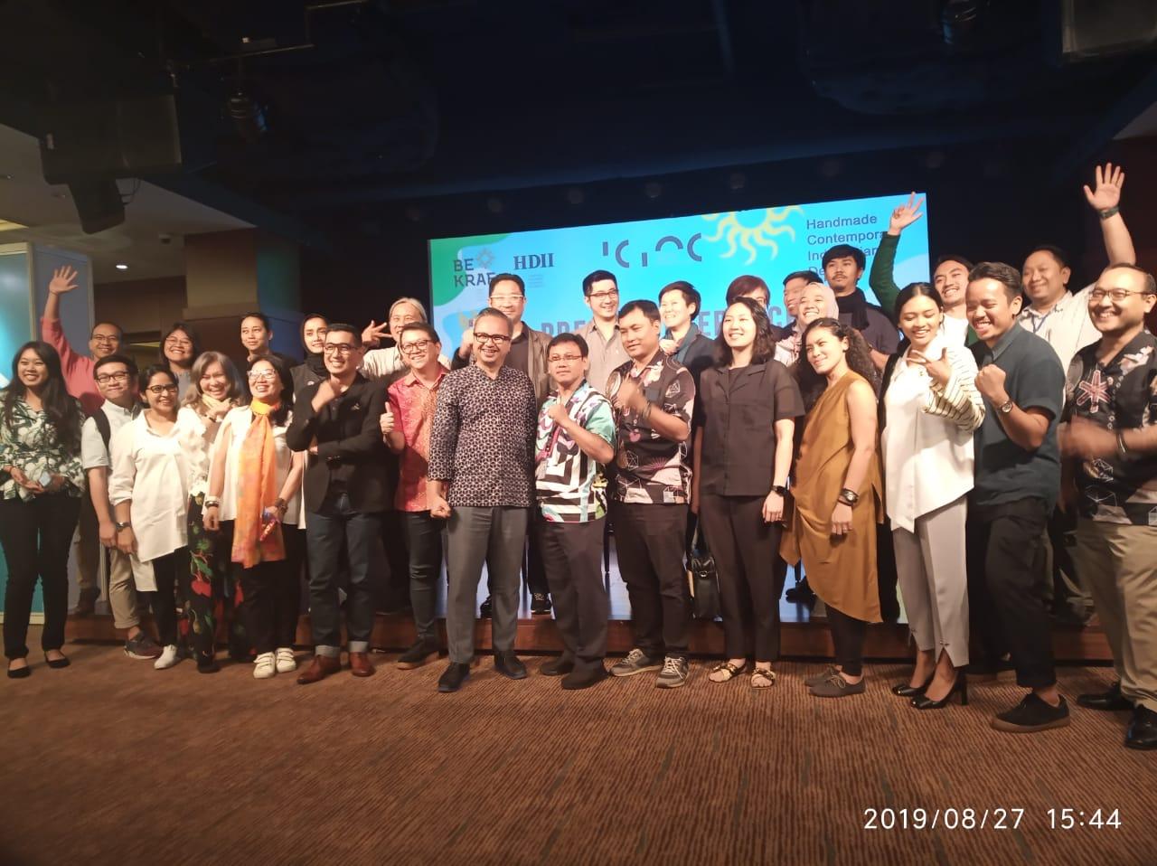 Debut Produk Desain Interior Nasional Tembus Maison Et Objet Indonesia Mandiri Independent Indonesia