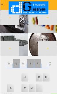 Soluzioni 4 Foto 1 Parola livello 12