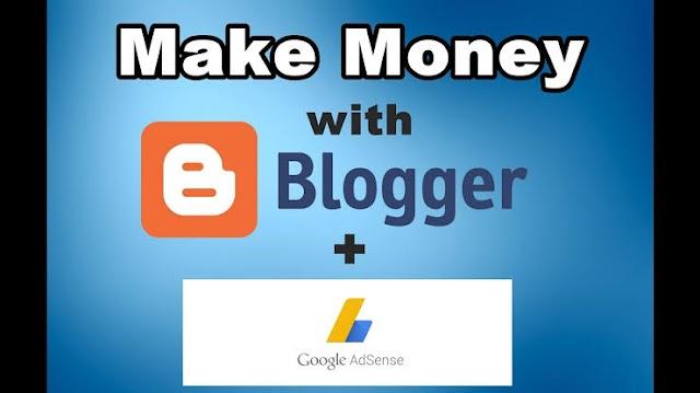 Blogger Earning- earn money from blogger 2019
