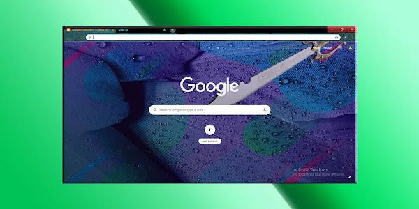 Cara Mengganti Tema Google Chrome Biar Keren