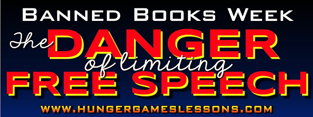 The danger of limiting free speech  www.hungergameslessons.com