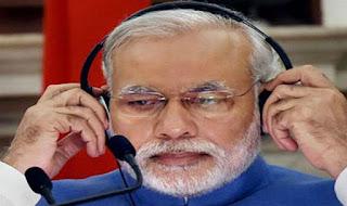 وزیر اعظم مودی کی  ریڈیو پروگرام 'من کی بات' ملک کی عوام سے کیا خطاب
