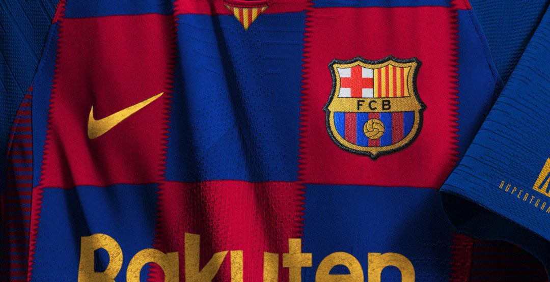 a2abb627f This Is How The Nike FC Barcelona 19-20 Kit Will Approximately Look Like