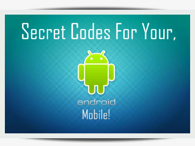 Android Phone Codes to Unlock