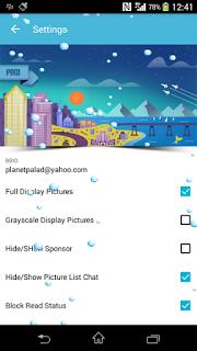 BBM Mod Blue V2.12.0.11 Apk Terbaru