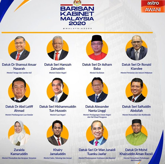 kerajaan, kabinet, malaysia, menteri