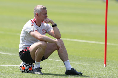 Photos: Two New Faces found as Manchester United release pictures of third day of summer camp United In Focus