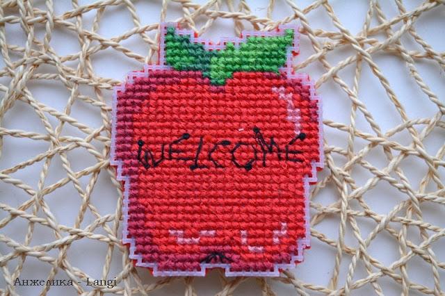 Математика, физика и ... яблоки