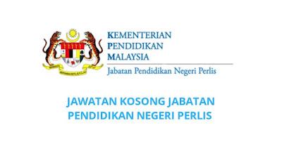 Jawatan Kosong Jabatan Pendidikan Negeri Perlis 2020 (JPN Perlis)