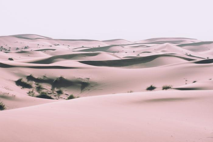 خلفية صحراء