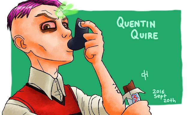 Marvel, Quentin Quire