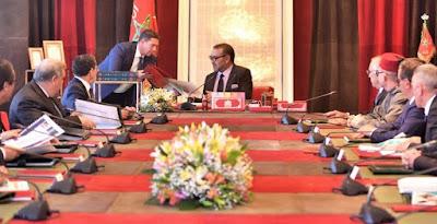 الملك محمد السادس نصره الله يترأس اليوم اجتماعا طارئا يحضره كبار المسؤولين بالبلاد