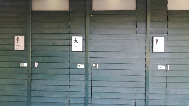 Entrada do WC