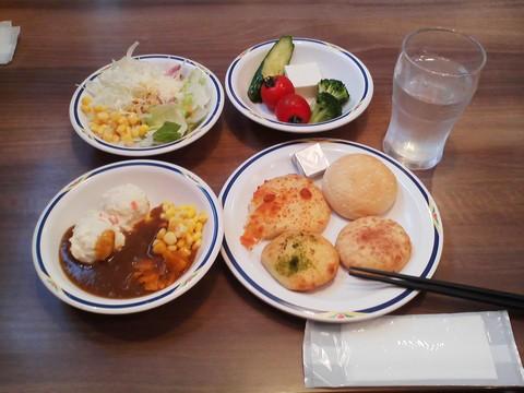 健康サラダバーランチ¥647-1 ステーキガスト一宮尾西店3回目