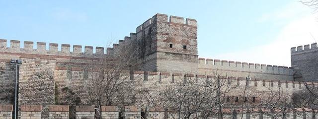 istanbul city walls