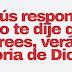 Juan 11:40