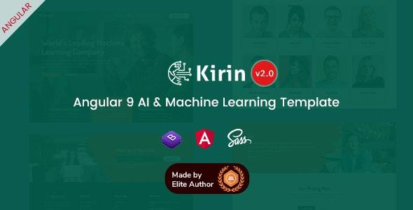 AI & Machine Learning Template