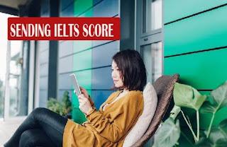 How to Send IELTS Score
