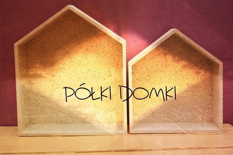 Półki Domki I Express Myself Through Art
