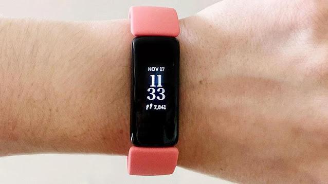 2. Fitbit Inspire 2